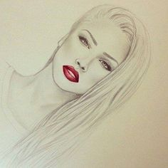 Wow her face.... That's going to be hard to draw for a beginner like me lol