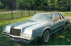 Chrysler Imperial, 1981-1983