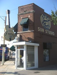Sun City Studios, Memphis