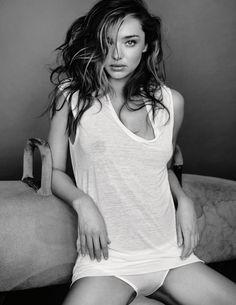 Miranda Kerr by Mario Testino