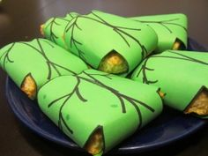 Elven Lembas Bread Recipe. My inner nerd wants to try this.