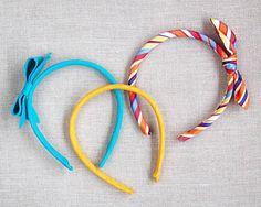 headbands Oliver+S free pattern
