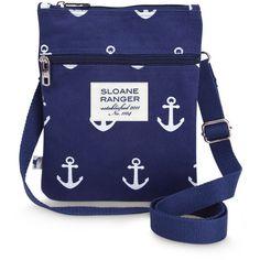 anchors, gift, baggag claim, cloth, anchor crossbodi, sloan ranger, crossbodi anchor, crossbodi bag, bags