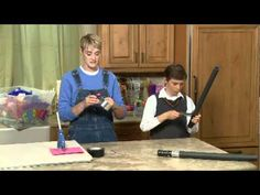 Sophie's World: Foam laser swords