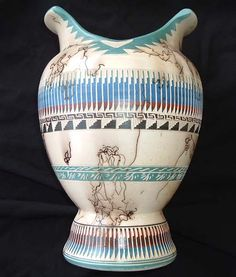 Horse Hair Pottery :: From Wolf Tracks
