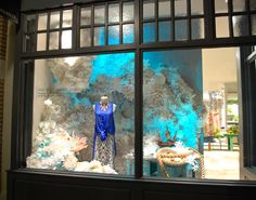 #Anthropologie #Alexandria #AnthroEarthDay #2012 #Coral