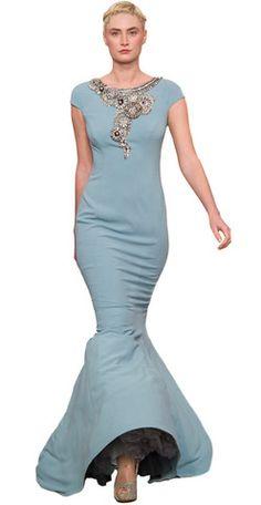 Zhanna Gown by ARIELLA @girlmeetsdress