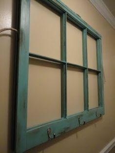 Window Pane idea