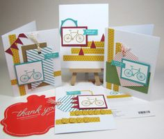 August Paper Pumpkin Kit from Stampin' Up!