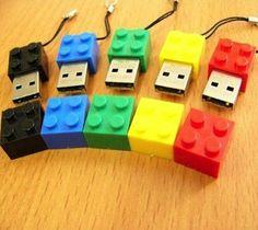 Lego Style USB - $17