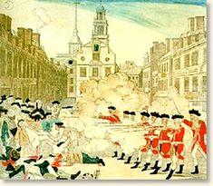 was the boston massacre really a massacre - essay