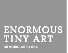 Enormous Tiny Art