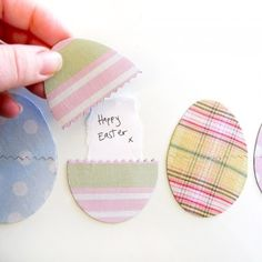 Very cool Easter magnets!