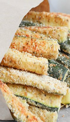 Zucchini Fries with Ranch Dipping Sauce