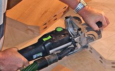 Festool Domino Jointer