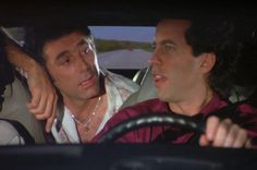 """Hey Jerry, you ever wear silk underwear?"""