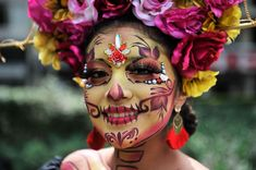Photos: Preparing for the Day of the Dead - The Atlantic