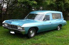 1967 Chevy Impala Hearse. 1967 impala