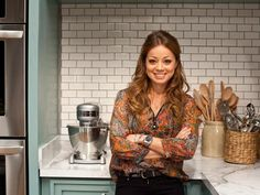 One-on-One with Marcela Valladolid from The Kitchen