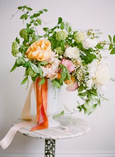 flowers by amy osaba/ photo by ali harper