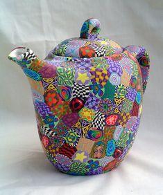 #teapot by Wanda Shum