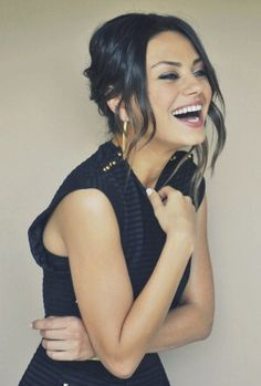 Mila Kunis. Can I be her?