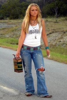 jean, country artists, country girls, outfit, music videos, countri girl, belts, role models, miranda lambert
