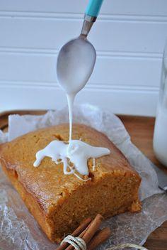 Starbucks Pumpkin Pound Cake pound cakes, pumpkin pound, bread, bake, food, pumpkins, yummi, starbucks, starbuck pumpkin