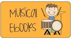An ebook...set to a rhythm! .mp3 included!