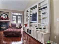 Check out this amazing wall unit in Rockwood, #Ontario #ComFree