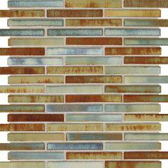 Check out this Daltile product: Fashion Accents Illumini Lake 5/8 x 3 Random Mosaic F015