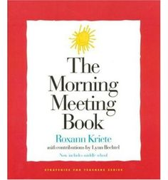 The Morning Meeting Book