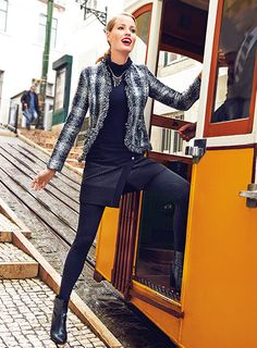 NEW From the #CAbi Fall 2014 line #FallFashion