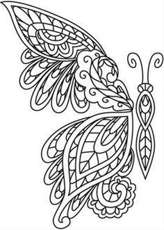 Mendhika Butterfly
