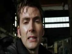 David Tennant's Doctor Who Video diary Series 3 7/12