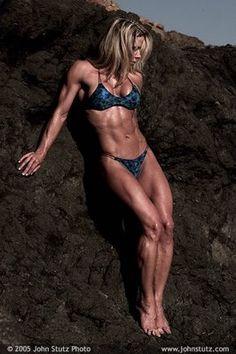 fit women, monica brant, female fitness