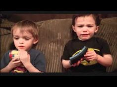 YouTube Challenge - I Gave My Kids a Terrible Present PART  Couldn't stop laughing. the two kids at the end are so great. bahahaha. #funny #humor #lol