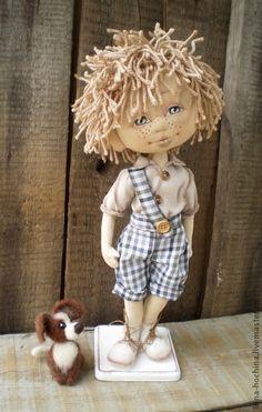 Ароматизированные куклы ручной работы. Ярмарка Мастеров - ручная работа Мой друг Шарик. Handmade.