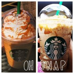 Oh it looks so good I want a Starbucks Coffee Now:-(