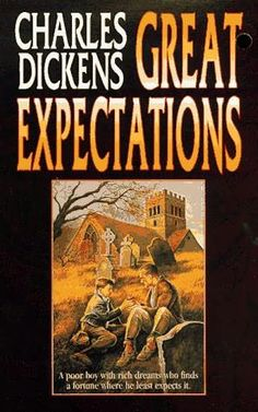 Great Expectations, by Charles Dickens. Click on the cover to read the review of this title by Rosemary.