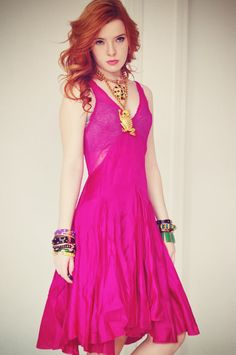 Pretty summer dress. From Free People