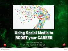 5 steps boost your career with social media
