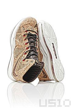 Nike Lebron X Cork