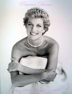 Princess Diana- Never forgotten!