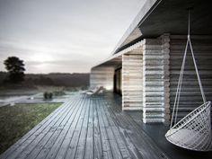 S-house, Ukraine by KO+KO Architects