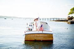 New England perfection | Gloucester Wedding at Eastern Point Yacht Club from Kelly Dillon Photography  Read more - http://www.stylemepretty.com/massachusetts-weddings/2013/10/18/gloucester-wedding-at-eastern-point-yacht-club-from-kelly-dillon-photography/