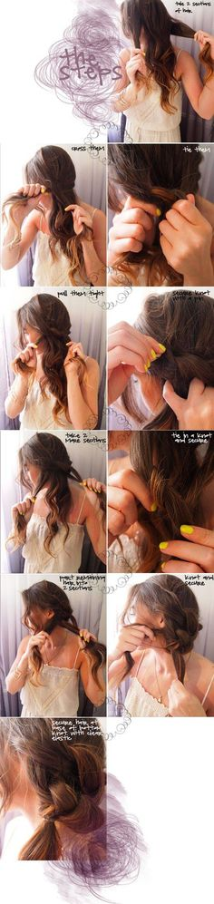 Messy Relaxed Knot