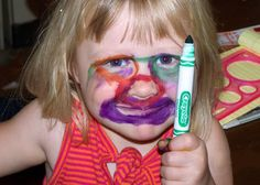 Kids' spectacular messes - Photo Gallery | BabyCenter ::: OH KIDS :)