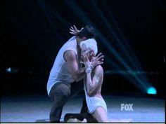 So You Think You Can Dance Season 8 Week 3 World Champions Eric Luna & Georgia Ambarian