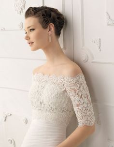 Alma Novia Wedding Dress 2012 Collections – Saboya